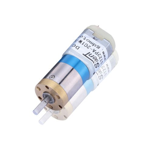 Brushless gear-motor / coaxial / planetary / 3-24V ST22PA-22381W2-12-291 Dongguan Silent Industry Co.,Ltd