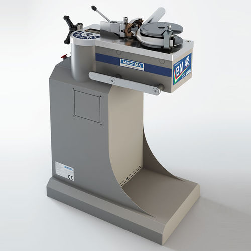 electric bending machine / for tubes / profile / without mandrel