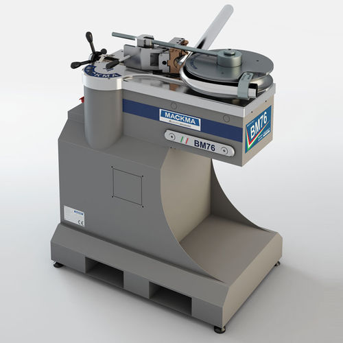 electric bending machine / for tubes / without mandrel / semi-automatic