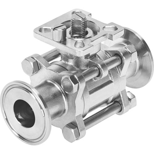 floating ball valve / lever / electric / pneumatic