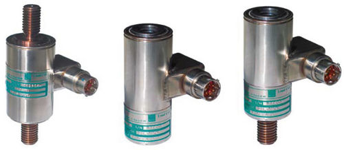 tension load cell / canister / stainless steel / precision