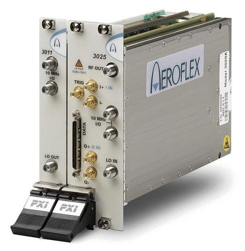 Arbitrary waveform generator / PXI card 6 GHz, (-121) - (+17) dBm | 3020 Series AEROFLEX