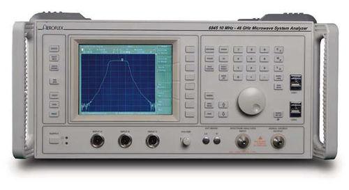 Microwave analyzer / RF / rack-mount 1 MHz - 46 GHz | 6840A Series AEROFLEX