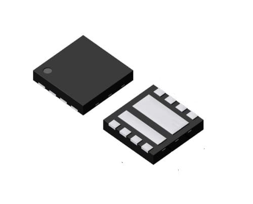 MOSFET transistor / power / silicon
