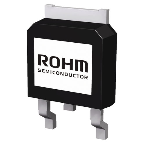 IGBT transistor / switching / for automotive applications / ignition ROHM Semiconductor