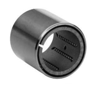 linear ball bearing / closed / compact