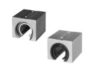 linear bearing unit / ball bushing / steel