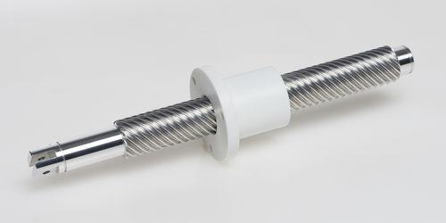 Aluminum lead screw Eichenberger Gewinde