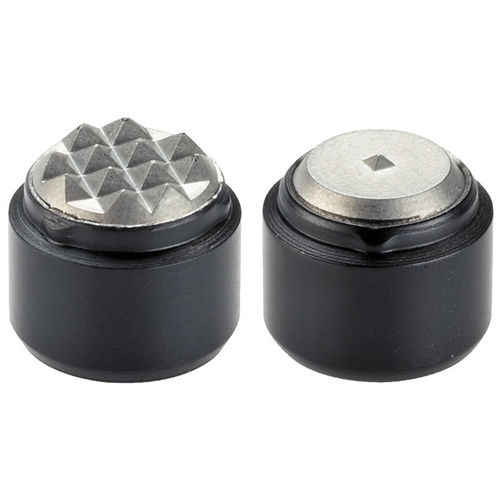 insert with spike attachments / steel / carbide / round