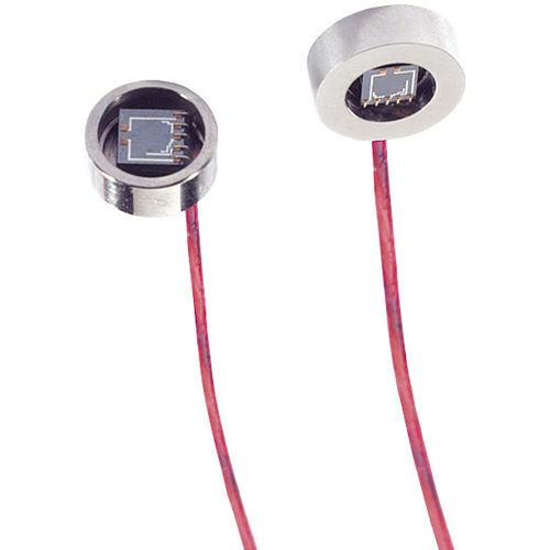 relative pressure sensor / piezoresistive / analog / miniature
