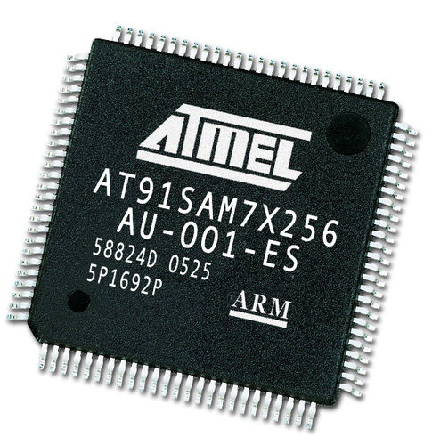 ARM microcontroller / general purpose SAM7X/XC series Atmel