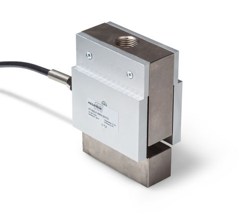 Compression load cell / tension / tension/compression / S-beam max. 50 kN, IP 64 | KT1502 series  MEGATRON Elektronik AG & Co