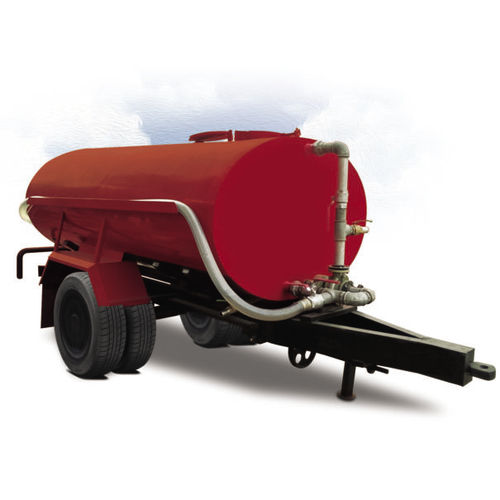 water cistern / tractor / metal / truck-mounted