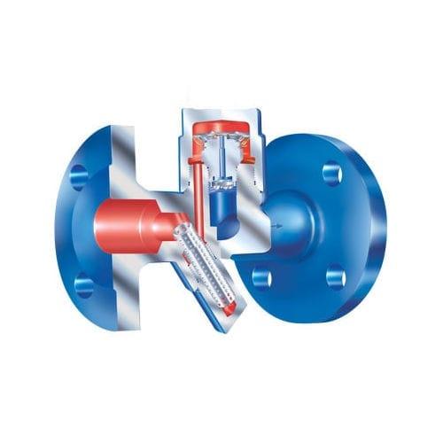 thermostatic drain / condensate / automatic