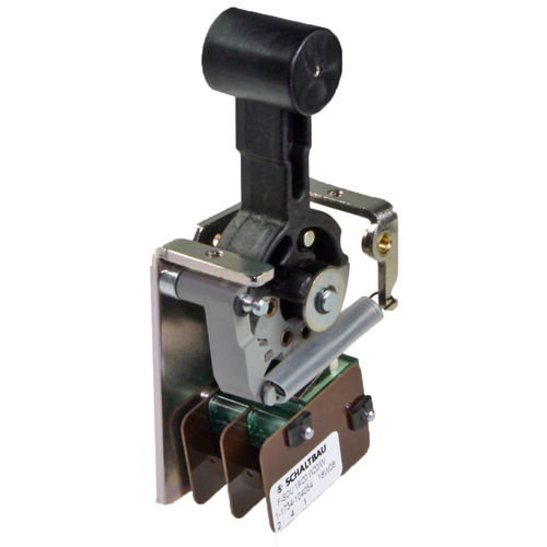 toggle switch / lever / single-pole / three-position