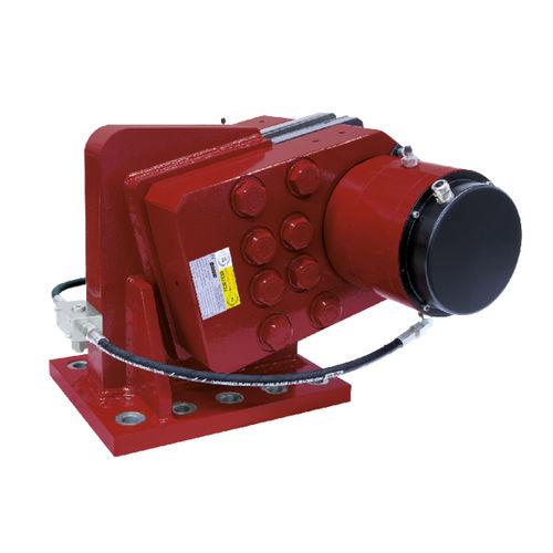 caliper disc brake / hydraulic / emergency