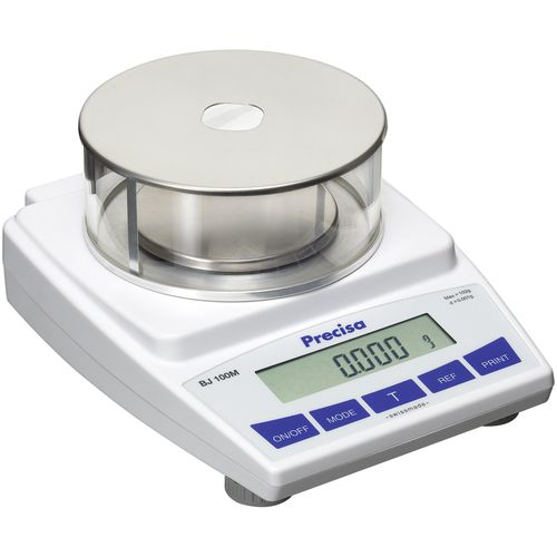 benchtop scale / compact / with LCD display / compact