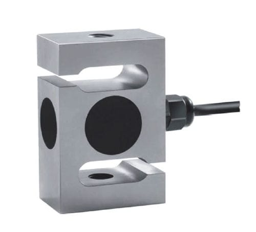 tension/compression load cell / S-beam / aluminum / stainless steel