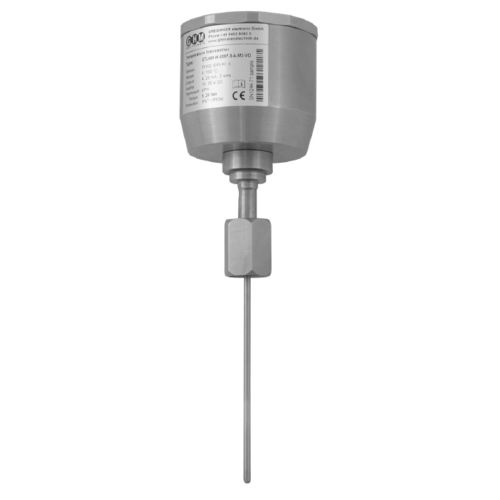stainless steel temperature probe / immersion / IP67 / for hygienic applications
