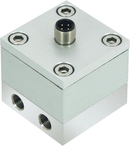 Differential pressure transmitter / piezoelectric / ceramic / analog EDP1 GHM Messtechnik GmbH