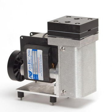 Gas pump / diaphragm / aluminum / sampling max. 13 lpm | Macro Dia-Vac® J series Air Dimensions Incorpor.