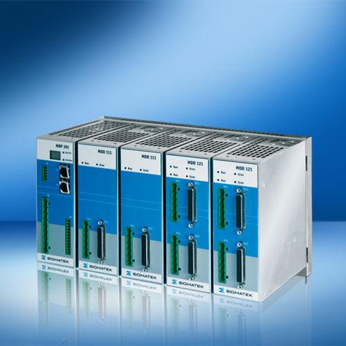 AC servo-drive / 1/2-axis DIAS Drive 100 Series SIGMATEK GmbH & Co KG