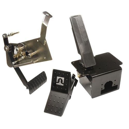control pedal / accelerator / electric / mechanical
