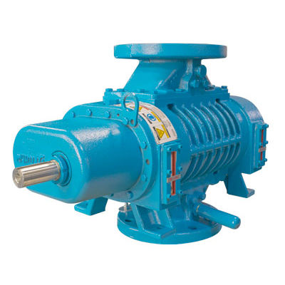 air vacuum booster / water-cooled / cooled
