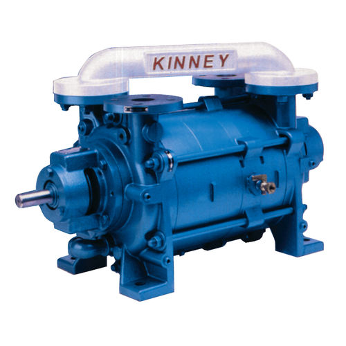 Liquid ring vacuum pump / two-stage / lubricated / industrial KLRC series Tuthill Vacuum & Blower Systems