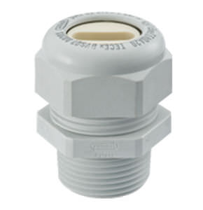 nylon cable gland / explosion-proof / for flat cables