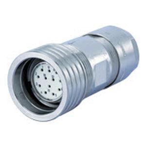 data connector / DIN / circular / push-pull