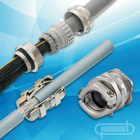 brass cable gland / IP69K / IP68 / explosion-proof