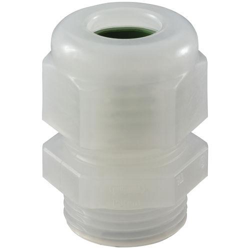 plastic cable gland / IP69K / IP68 / waterproof