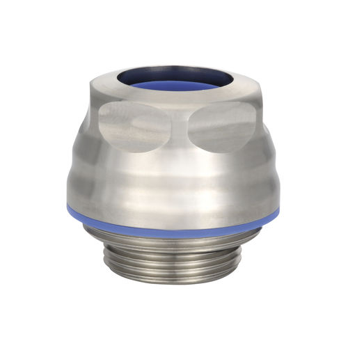 stainless steel cable gland / IP69K / IP66 / IP68