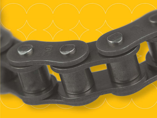 transmission chain / steel / roller