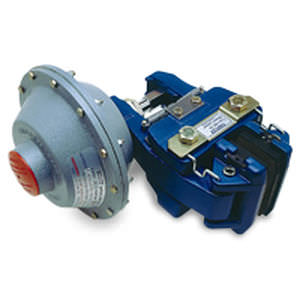 disc brake caliper / spring activated / electromagnetic release