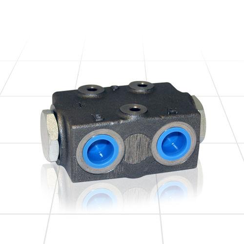 Hydraulic flow divider FDC60 Webtec