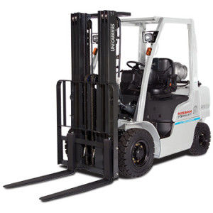 pneumatic tire forklift / LPG / gas / ride-on