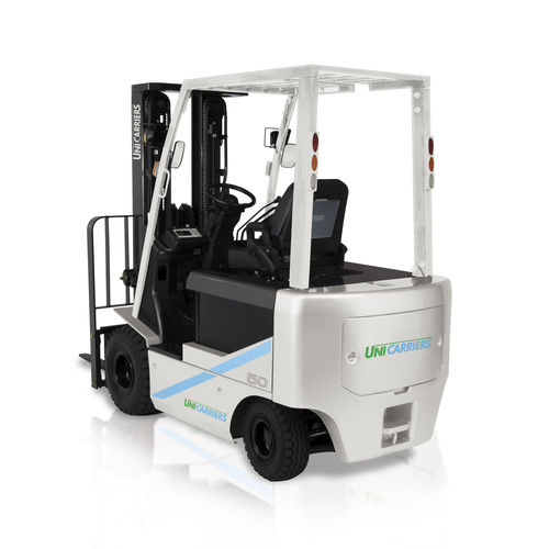 Ride-on forklift / electric / distribution / handling Platinum BX series Nissan Forklift