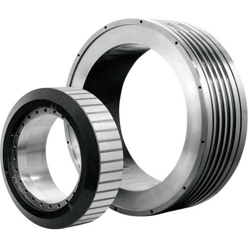 DC torque motor / synchronous / direct-drive / permanent magnet