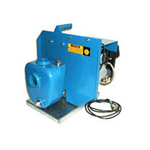 diesel fuel pump / gasoline / self-priming / industrial