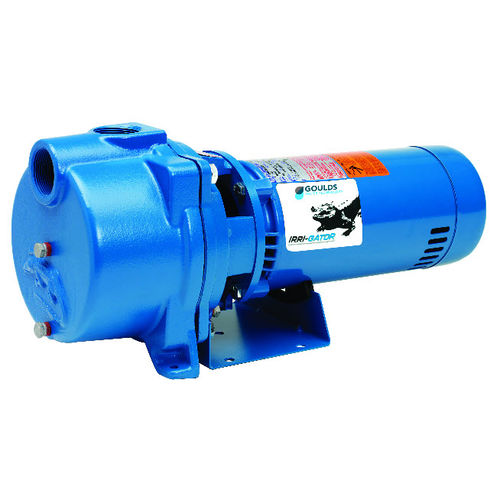 water pump / with electric motor / self-priming / centrifugal