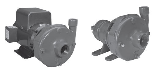Water pump / with electric motor / centrifugal / single-stage 3656 S, 3756 S series Goulds Pumps