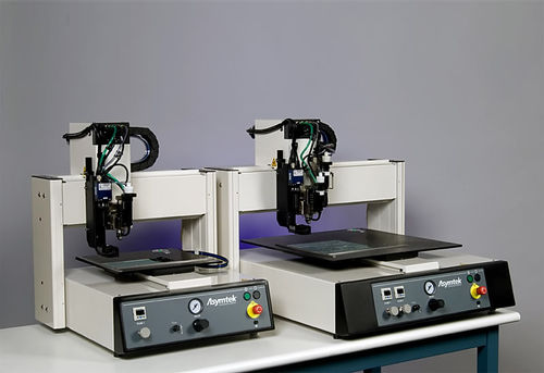 high-viscosity media dosing dispenser / benchtop / jetting