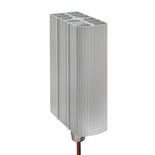 natural convection resistance heater / anodized aluminum / for hazardous locations / explosion-proof
