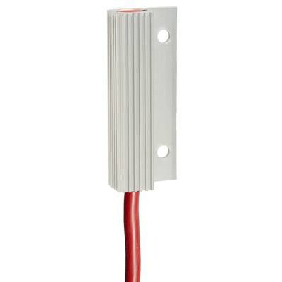 semiconductor PTC resistance heater / anodized aluminum / for electrical cabinets
