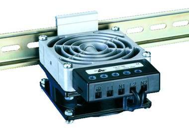 Fan resistance heater / with thermostat HV 031/HVL 031 STEGO