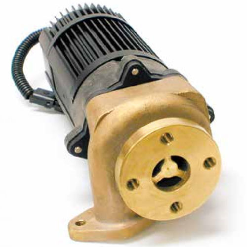 water pump / with brushless DC motor / industrial / seal-less