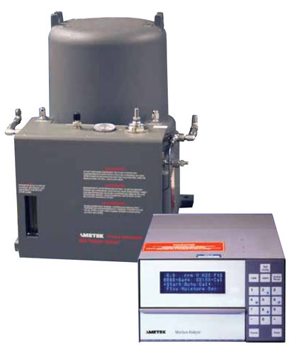 Humidity analyzer / gas / benchtop / continuous 0 - 1 000 ppmv | 5000  AMETEK Process Instruments