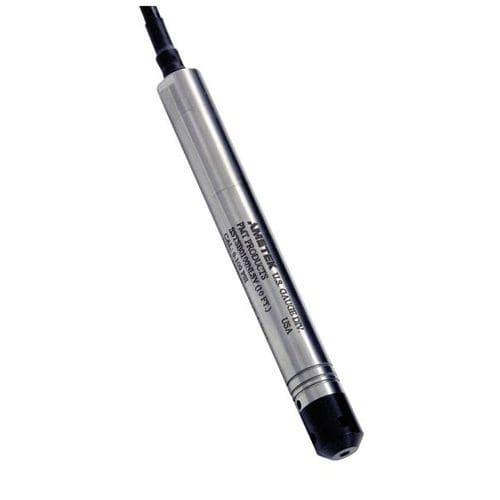 Hydrostatic level and depth sensor / thin SST AMETEK PMT Products